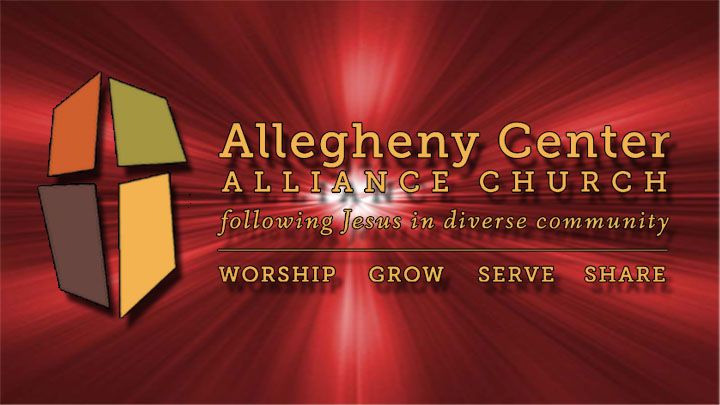 Transforming Conversations | Allegheny Center Alliance Church