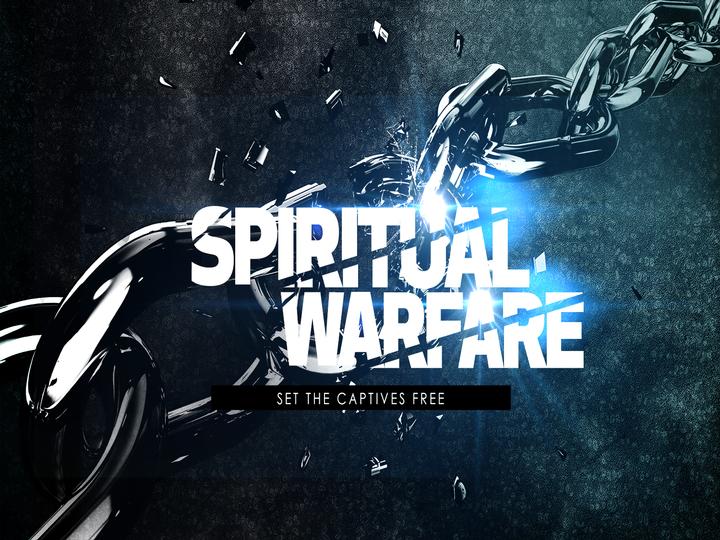Terren Set   Sermon 062418 Spiritual Warfare Set The Captives Free